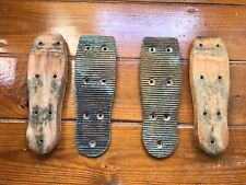 Antique Diving Helmet Weighted Boots Shoes Parts Brass Desco Drysuit Deep Sea