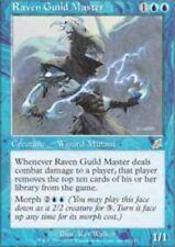 [1x] Raven Guild Master [x1] Scourge Near Mint, English -BFG- MTG Magic