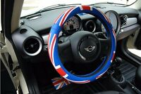 Steering Wheel PU Cover For BMW Mini Cooper PACEMAN Countryman CLUBMAN JCW A02
