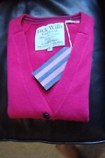 NEW WITH TAG WOMEN JACK WILLS KNITWEAR PINK SWEATER US SIZE:2 (UK 6)