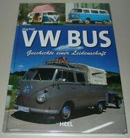 Bildband Jörg Hajt: VW Bus T1 Samba T2 Geschichte einer Leidenschaft Buch Neu!