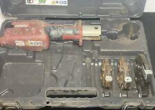 Ridgid Rp 241 Compact Press Tool Kit With 1 1 14 Propress Jaws