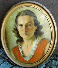 "Hans JOHN 1948 (1888-1973) ""Verschollene Generation""  (41x51cm)"