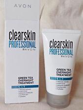 AVON CLEARSKIN PROFESSIONAL GREEN TEA OVERNIGHT TREATMENT ~ 5-IN-1 ~ 50ml  *NEW*