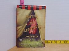 Water For Elephants by Sara Gruen (2006, Trade Paperback)