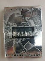 1994/95 Fleer Hockey Trading Cards 4 x Sealed Packs