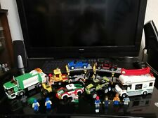 LEGO City Traffic Joblot of 6 sets 4432 60053 60055 60057 60060 and 30029