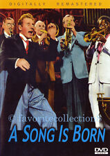 A Song Is Born (1948) - Danny Kaye, Virginia Mayo -  DVD NEW