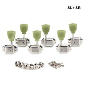 Vintage Guitar Tuning Pegs Tuners Keys Machine Head fit for Gibson Les Paul 3L3R