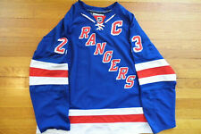 New York Rangers Jersey. Chris Drury # 23. Made by Reebok. Size 52. Used