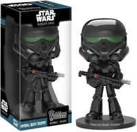 FUNKO WOBBLER: Star Wars - Rogue One - Shark Trooper Deluxe [New Toys] Vinyl F