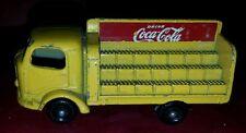 Vintage Karrier Bantam 2 ton Coca-Cola carrier made in England by Lesney