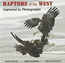 NEW Raptors of the West: Captured in Photographs by Kate Davis