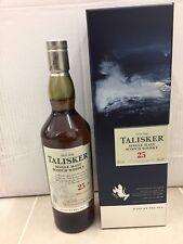 Talisker 25 2017 45,8% limitierter Whisky