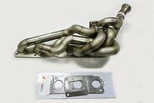 OBX Sand Blast T4 Turbo Exhaust Header Manifold FITS 1999 to 2006 M3 3.2L I6 E46