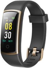 YAMAY Smartwatch Orologio Fitness Tracker Uomo Donna Pressione Sanguigna Smart W