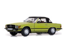 SUNSTAR 4568 4569 MERCEDES BENZ 350 SL convertible / hard top model cars 1:18th