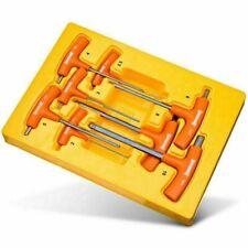 Sidchrome SCMT29550 T-Handle Hex Key Set - 8 Piece