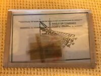 Vintage Electrochemistry Probe Sensitivity Acetate Sheets In Folder