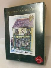 """Wentworth Collectors Wooden Jigsaw 75 Pieces """"Riverside Health"""" COMPLETE (D1)"""