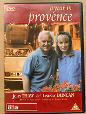 A Year in Provence DVD 1993 BBC John Thaw Ex Pat in France TV Drama Classic