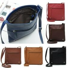 Women Bucket Messenger Bag Cross Body Travel Shoulder Sling Square Hand Bags