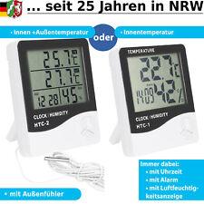 Wetterstationen Außensensor Thermometer Hygrometer Luftfeuchtigkeit Temperatur