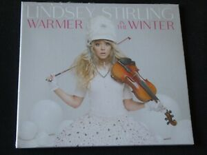 Lindsey Stirling - Warmer In The Winter (SEALED NEW CD 2017) SILENT NIGHT