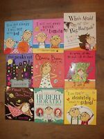 9 MIXED CHILDRENS WONDERFUL BOOKS by LAUREN CHILD*UK FREE POST*PAPERBACK**