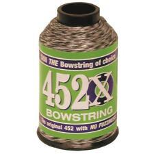 BCY 452X Bowstring Material Tan/Black 1/4lb