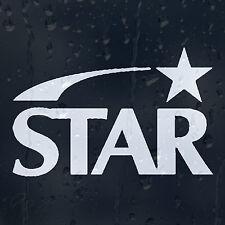 Étoile Filante Comète Signe Autocollant Vinyle Autocollant Voiture pour fenêtre ou panneau ou pare-chocs