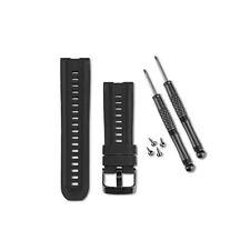 Garmin Reemplazo Silicona Negro Reloj Correa Banda Para Fenix 2 Quatix D2 Tactix