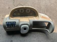 1996 GLASTRON SSV 175 Dashboard panel with Instrument Gauges