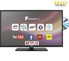 "JVC 32"" Inch SMART LED LCD TV DVD Combi, Freeview HD, WiFi, USB Record & Play"