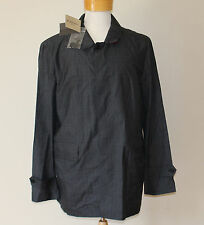 $2395 NEW Burberry London 100% Silk Casual Blazer Jacket 42 Long 42L EURO 52 52L