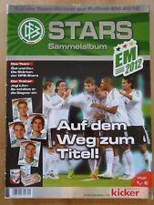 Ferrero Stars EM 2012 Album - kicker - duplo hanuta - KOMPLETT - DFB (2)