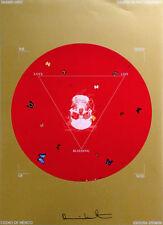 """Damien Hirst """"La morte di Dio"""" FIRMATO"""