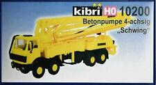 "Kibri 10200 H0 - MB Betonpumpe "" Swing "" NEU & OvP"