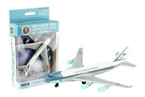 Air Force One Toy Airplane Diecast with Plastic Parts