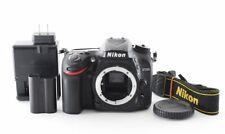 [Mint] Nikon D7200 24.2 MP Digital SLR Camera Body Shutter Count 5703 From JAPAN