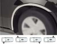 VW PASSAT B5 3BG Radlauf Zierleisten CHROM 4 Stück vorne hinten Bj 2000-2005