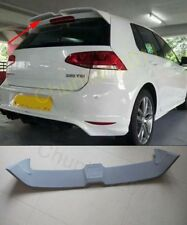 Factory Style Spoiler Wing ABS for 2014-2017 VW GOLF 7 VII 7 MK7 1PCS Non-GTI