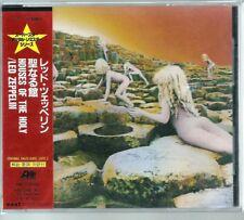 Led Zeppelin House of The Holy Japan CD w/obi AMCY-4009