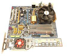 Gigabyte GA-EP45-DS4 Socket 775 Motherboard + Quad Core Q9300 CPU + 4GB + GPU 1G
