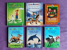 Kinderbücher Paket (6 Bücher) - Erstlesebücher 6 bis 7 Jahre