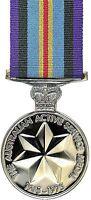 Miniature Australian Active Service Medal 1945-75