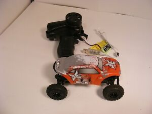 Red 1/24 ECX Temper Micro Crawler RTR less battery and charger