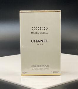 CHANEL COCO MADEMOISELLE 3.4 oz Eau De Parfum Women's Luxury Perfume New Sealed