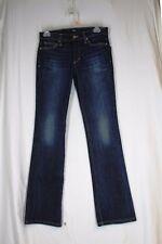 JOES JEANS Petite Bootcut Jeans 26 Bridget Dark Blue Denim Wash Straight Leg