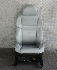 BMW E60 M5 Silverstone Leather Front Right O/S Sport Seats Multifunction
